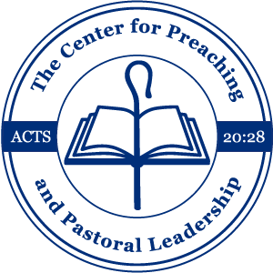 Photo: The Center for Preaching and Pastoral Leadership Logo