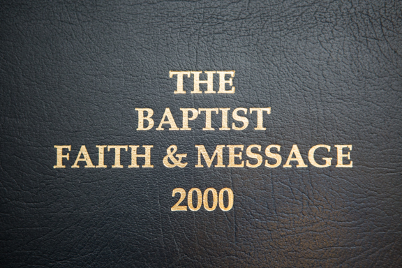 Click here to learn about The Baptist Faith and Message