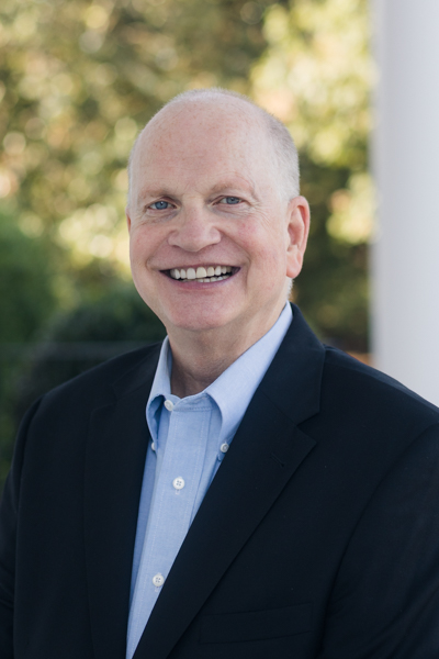 Photo: Dr. Daniel Akin, President of Southeastern Baptist Theological Seminary